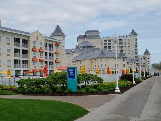 Πάρκο Αναψυχής Cedar Point: Hotel Breakers