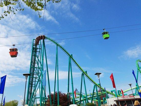 Πάρκο Αναψυχής Cedar Point: Raptor