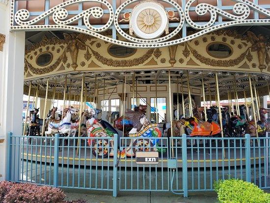 Πάρκο Αναψυχής Cedar Point: Carousel