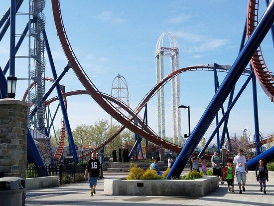 Πάρκο Αναψυχής Cedar Point: Midway