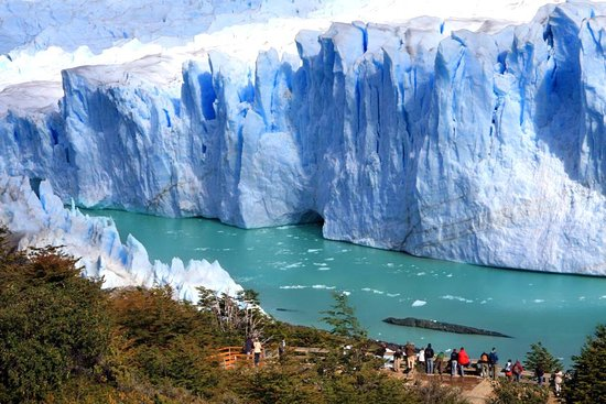 Patagonia Viajes: Glaciar Perito Moreno, Parque Nacional Los Glaciares.-ARG