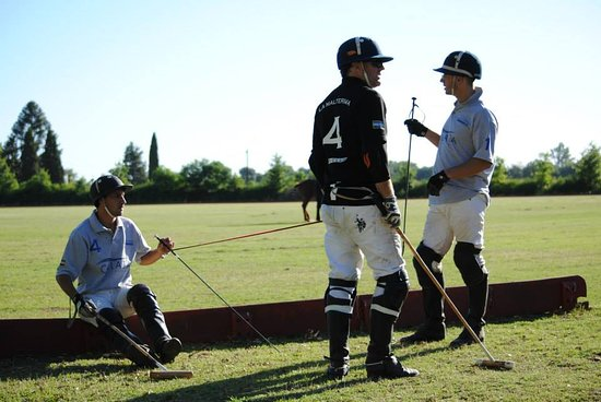 Polo in Buenos Aires: Friends from USA
