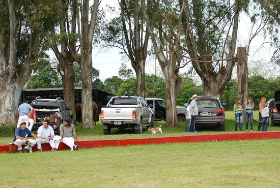 Polo in Buenos Aires: Friends