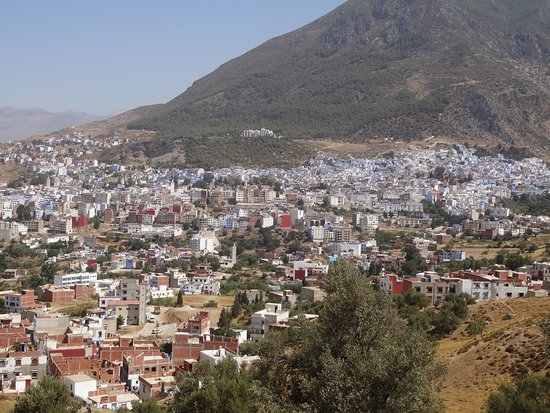 BE in Morocco Travel: Chefchaouen
