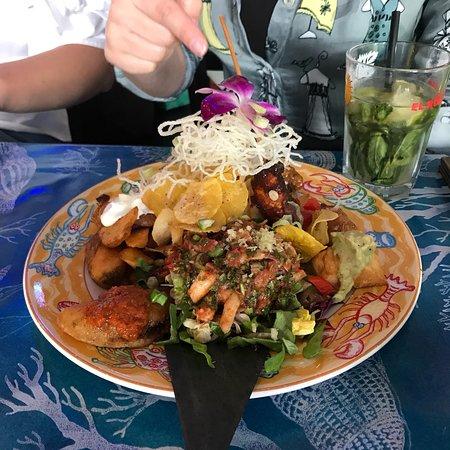 Caribbean Restaurant Roatan Φωτογραφία