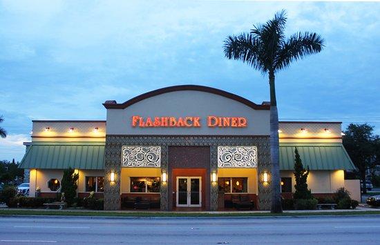 Flashback Diner Hallandale Beach 220 S Federal Hwy