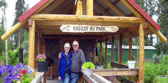 Welcome to Kasilof RV Park!