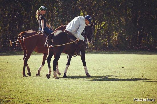 Polo in Buenos Aires: Polo lesson