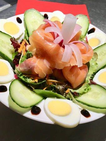 Le Petit Zinc: La salade du Petit Zinc