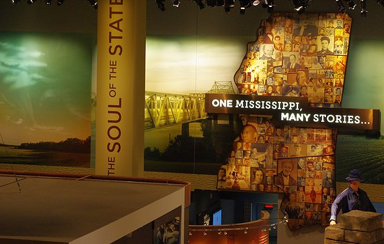Jackson, MS: Museum of Mississippi History