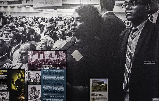 Jackson, MS: Mississippi Civil Rights Museum