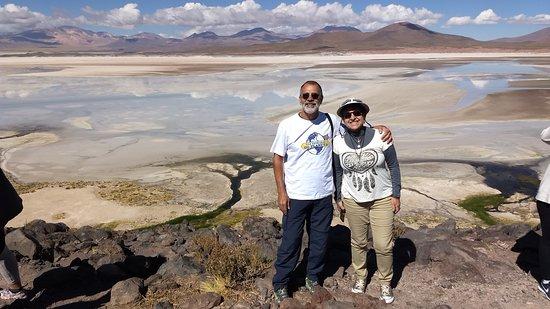 Araya Atacama: Lagunas Altiplanicas