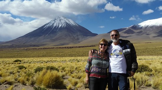 Araya Atacama: Vulcão Licancabur