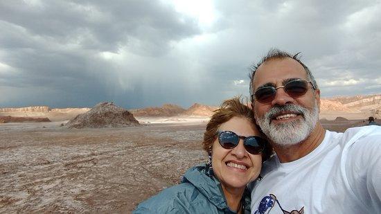 Araya Atacama: Valle de La Luna