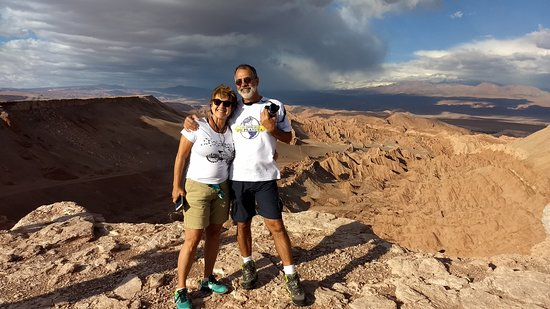 Araya Atacama: Valle de La Muerte