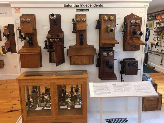 Warner, NH: Museum