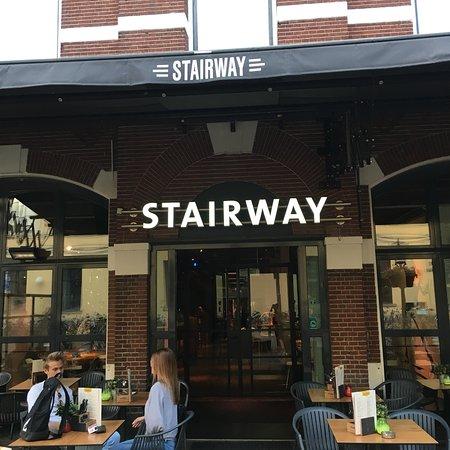 stairway to heaven in utrecht - picture of stairway, utrecht
