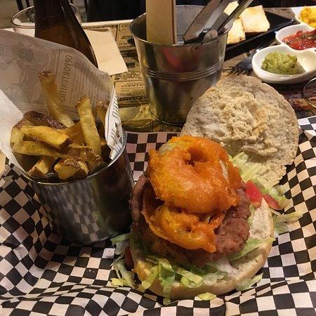 Bilde fra Burger Doze