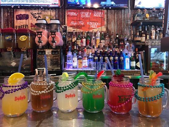 Duke's: Signature Cocktails