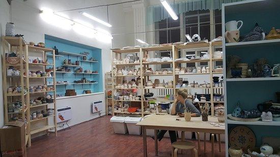 TIS Ceramics Workshop