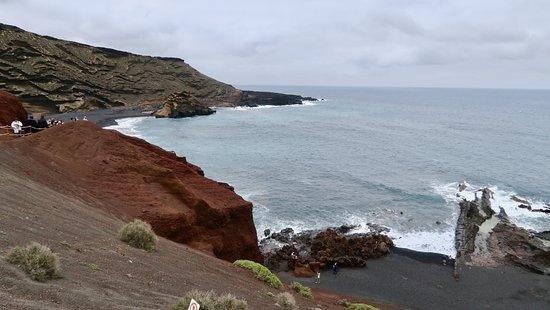 El Golfo, إسبانيا: General coastline