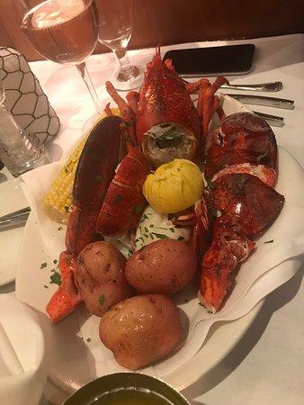 Atlantic Fish Company: Great lobster!
