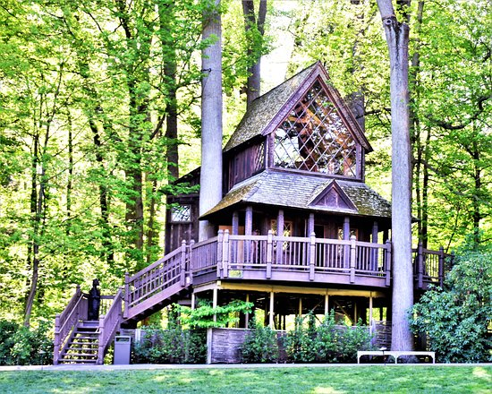 Kennett Square, PA: The Treehouse!