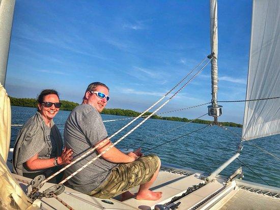 Nautical Adventures Belize: Good friends creating great memories