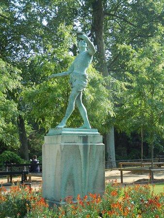La Statue de l'Acteur Grec