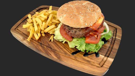 Le Churrasco: Chicken Burger