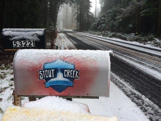 Sandy, Oregon: stout creek outfitters