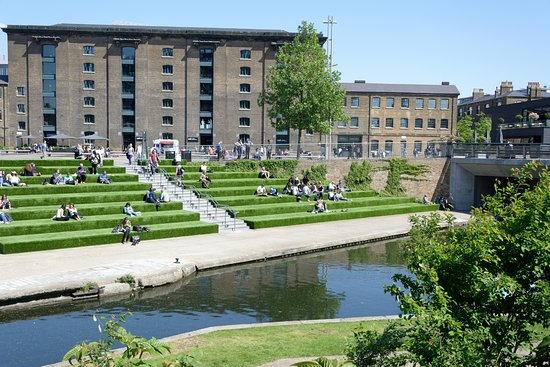 Regent's Canal - by Granary Square