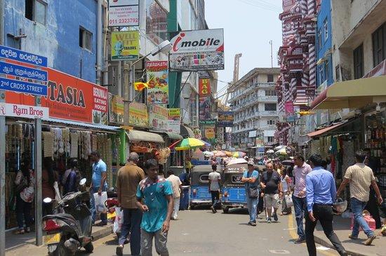 Around Sri Lanka: Typical Colombo