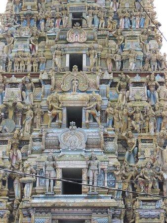 Around Sri Lanka: Sri Siva Subramaniya Kovil