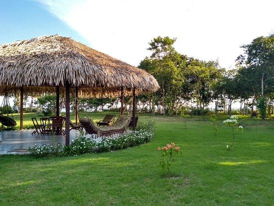 Manacapuru, AM: Vista do fim de tarde