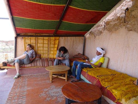 El Kelaa M'gouna, Morocco: terrazze