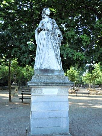 La Statue de Jeanne d'Albret