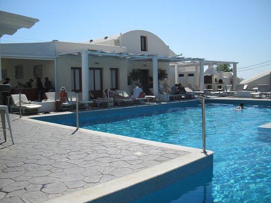 Splendour Resort, hoteles en Santorini