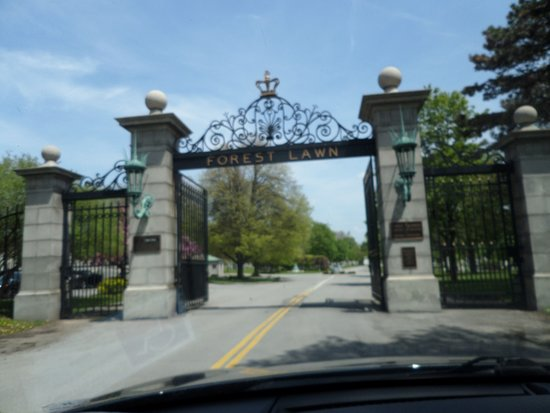 Forest Lawn: Magnificent Front Gates