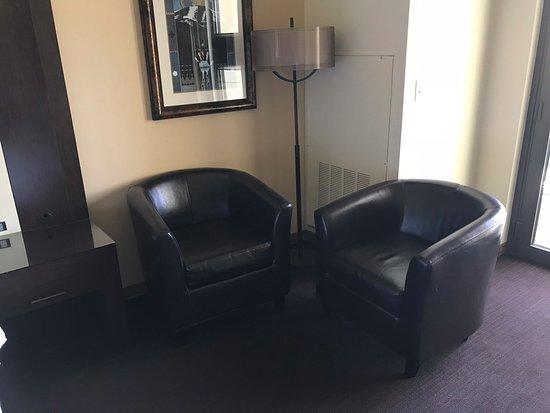 Mescalero, Nuevo México: Seating Area