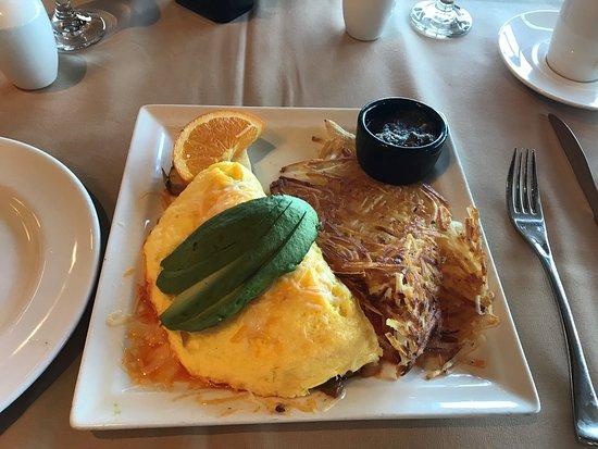 Mescalero, Nuevo México: Southwestern Omelet