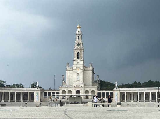 National Shrine Basilica of Our Lady of Fatima
