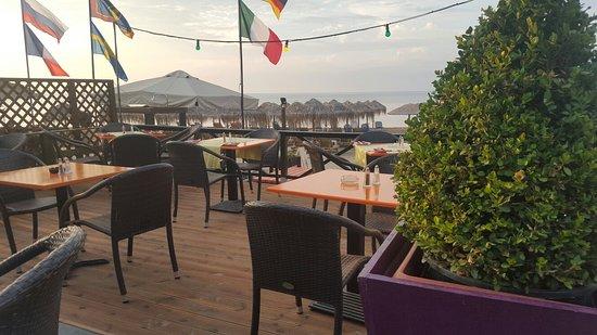 Sunset Restaurant Sidari: Sunset Restaurant, Sidari