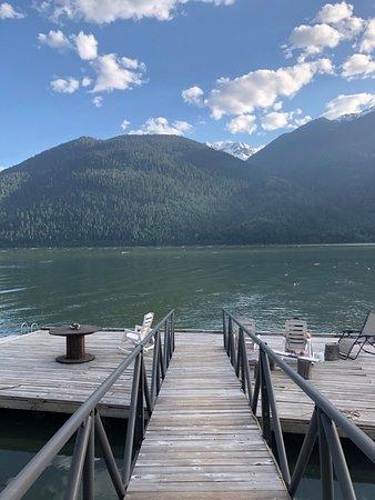 Foto de The Cottage B&B on Lillooet Lake