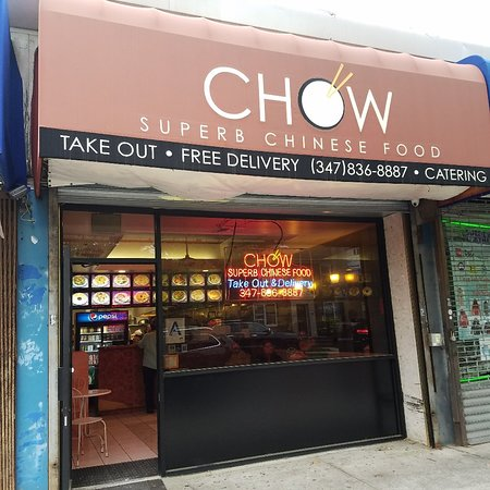 Chow's Chinese food