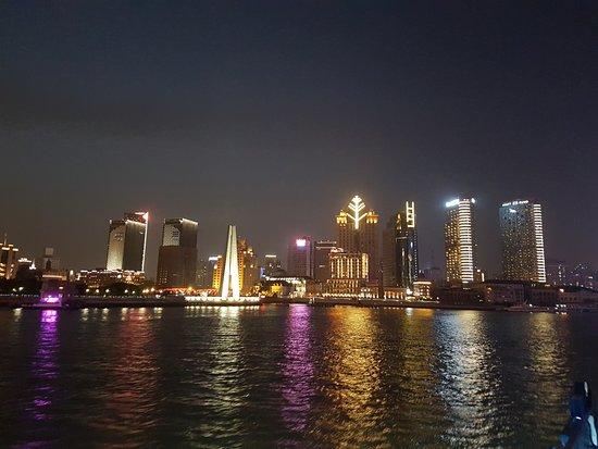 黄浦江照片