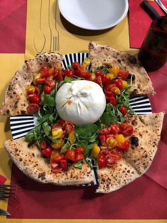 Pizzeria Acqua Farina E Sale: acqua,farina e sale