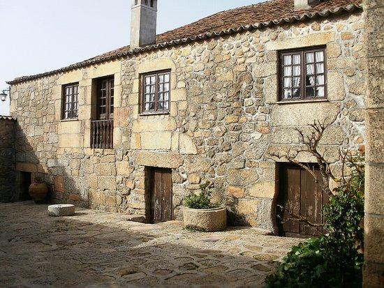 Quinta do Pinheiro: A casa principal