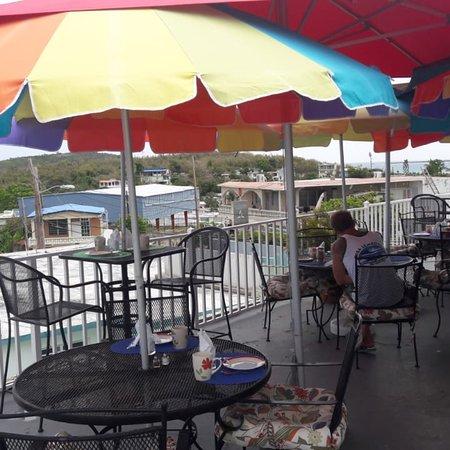 Las Vistas Cafe at Siete Mares Bay Inn: photo2.jpg