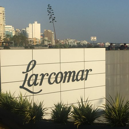 Shopping Center Larcomar (Centro Comercial Larcomar) Φωτογραφία
